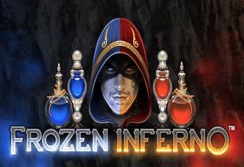 Frozen Inferno Slot Logo