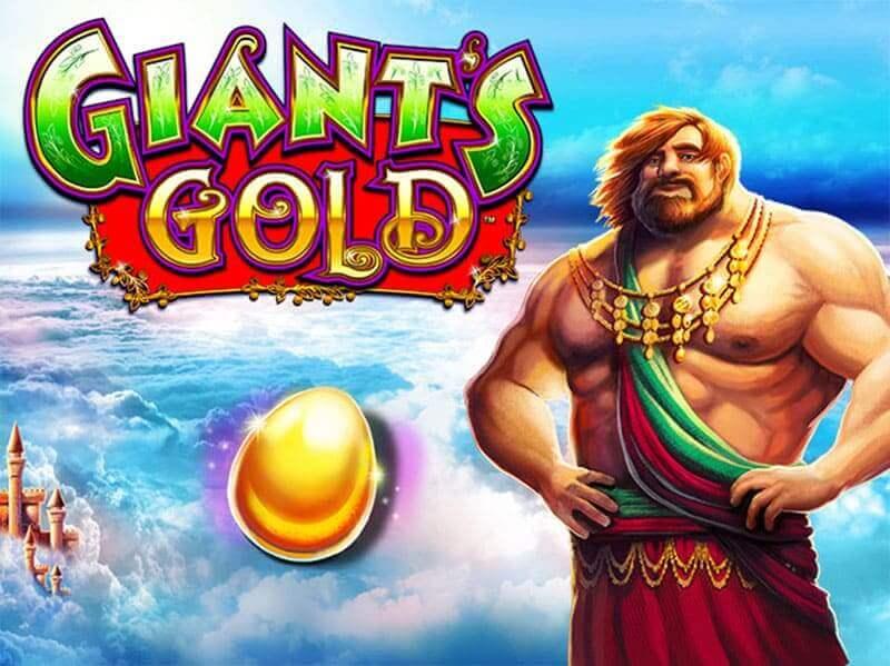 Giants Gold Slot Logo