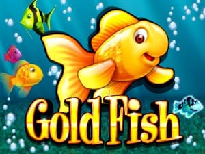 Golden Fish Slot Logo