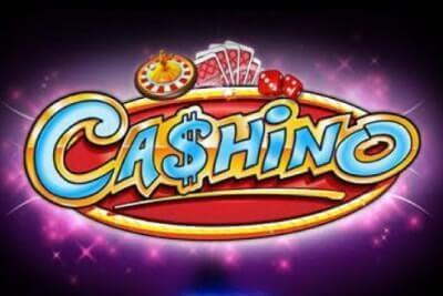 Cashino Slot Logo