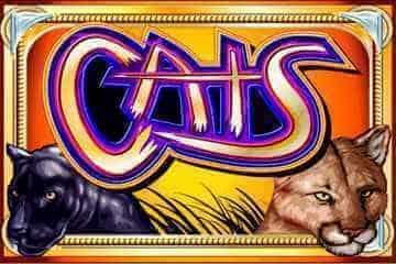 Cats Slot Logo