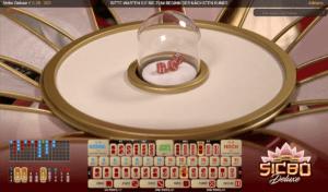 Sic Bo im Live Casino