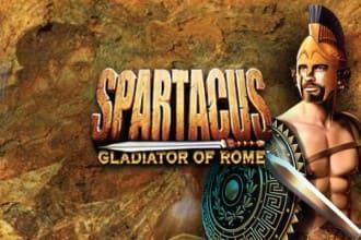 Spartacus Slot Logo