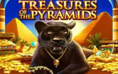 Treasure of the Pyramids Logo