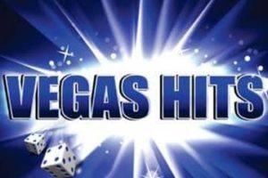 Vegas Hits Slot Logo