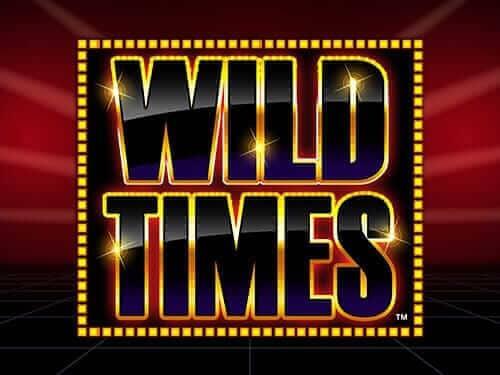 Wild Times Slot Logo
