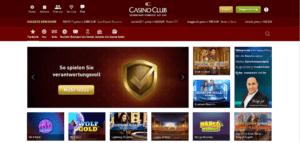Startseite Casino-Club