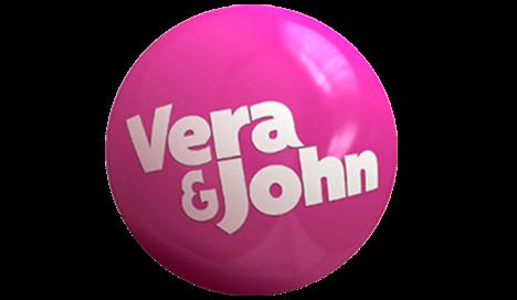 Logo Vera&John Casino