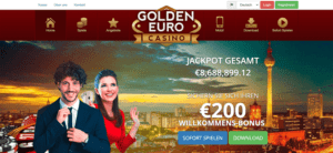 Golden Euro Casino Startseite