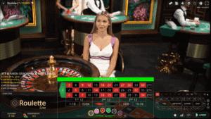 Roulette Tisch