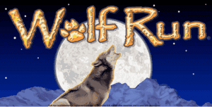 Wolf Run Slot Logo