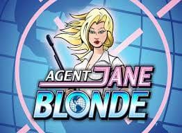 Agent Jane Blonde Logo