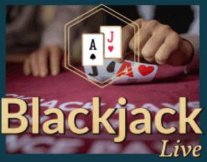 Black Jack Logo