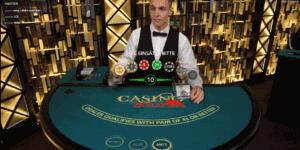Casino Holdem Tisch