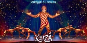 Kooza Slot Logo