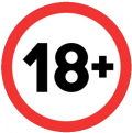18+ Logo
