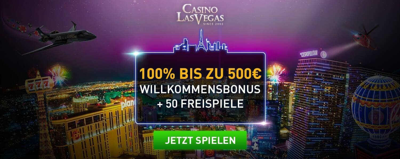 Casino Las Vegas Banner