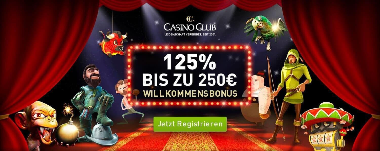 Casino Club Banner