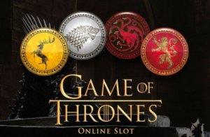 Game Of Thrones Slots Logo