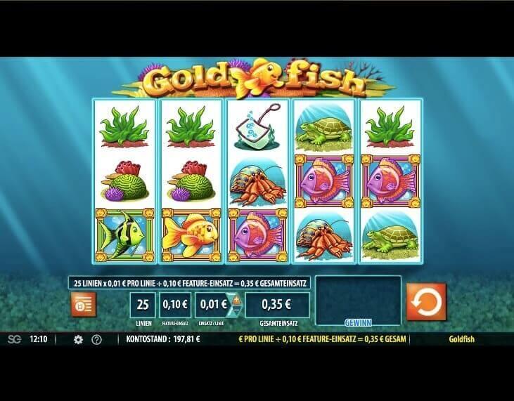 GoldFish Slot