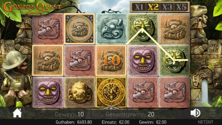 Gonzos Quest Hintergrund