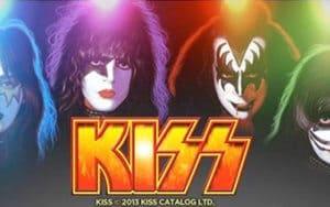 Kiss Slot Logo