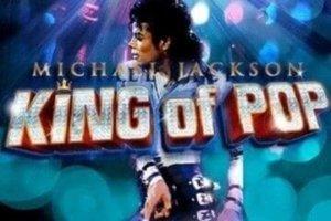 Michael Jackson Slot Logo