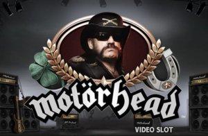 Motörhead Slot Logo