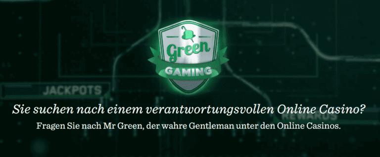 Mr Green Gaming