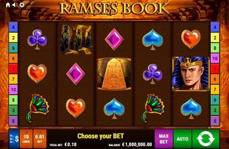 Ramses Book Hintergrund
