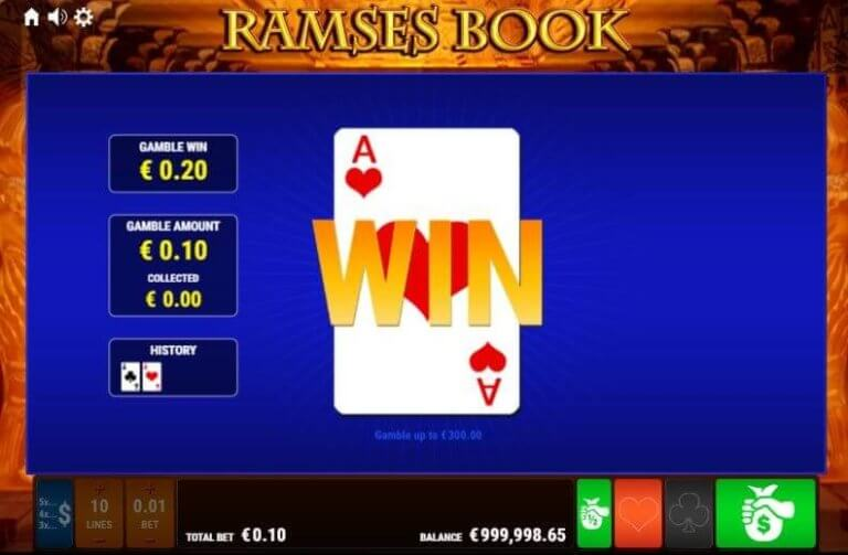 Ramses Book Risiko