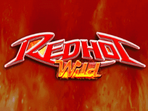 Red Hot Wild Slot Logo
