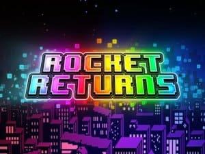 Rocket Returns Slot Logo