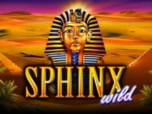 Sphinx Wild Slot Logo