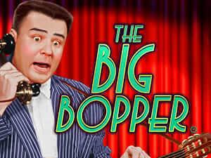The Big Bopper Logo