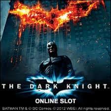 The Dark Knight Slot Logo