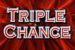 Triple Chance Slot Logo