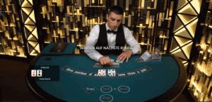 Video Poker Tisch